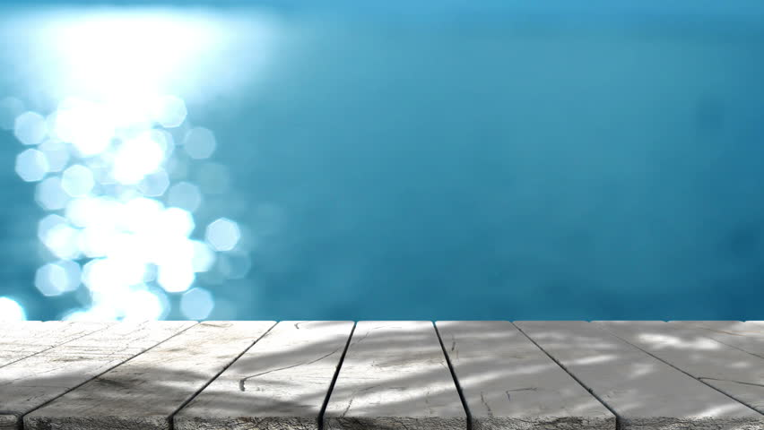 table top background hd. sparks on the sea wave of blur background - hd stock video clip table top hd